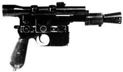 Бластер DL-44